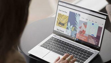 تصویر از رونمایی اچ پی از لپ تاپ های جدید EliteBook x360