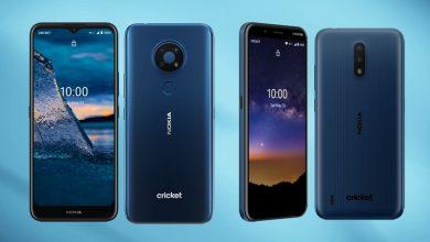 تصویر از گوشیهای اقتصادی نوکیا C5 Endi و C2 Tava و C2 Tenne معرفی شدند