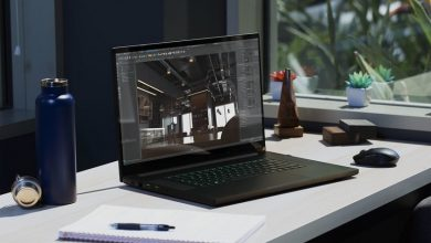 تصویر از مدل 2020 لپ تاپ ریزر Blade Pro 17 با تراشه نسل دهم اینتل معرفی شد