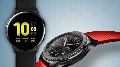 تصویر از سامسونگ Gear S3 و Gear Active، آپدیت نرم افزاری دریافت کردند
