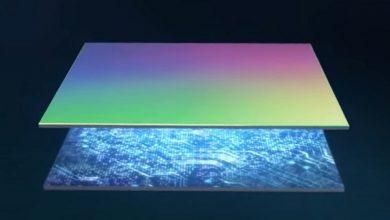 تصویر از رونمایی سونی از سنسورهای تصویر مجهز به هوش مصنوعی