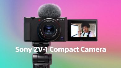تصویر از سونی از دوربین کامپکت ZV-1 برای ولاگرها رونمایی کرد
