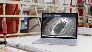 تصویر از مایکروسافت، تبلت اقتصادی 12.5 اینچی با تراشه نسل 10 اینتل می سازد