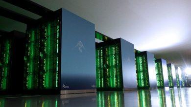 تصویر از تراشه های ARM در قدرتمندترین ابرکامپیوتر Fugaku جهان قرار دارد
