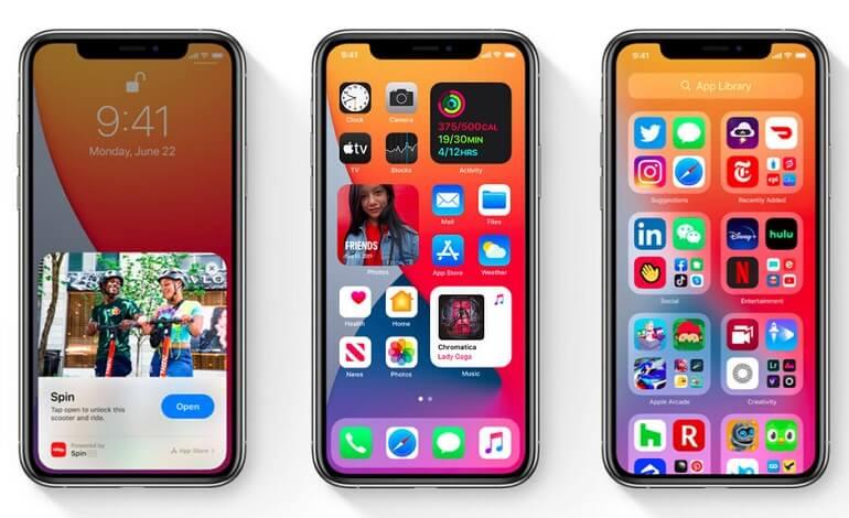 iOS 14 release date beta download and supported iPhones All you need to know 1 - باگ جدید iOS 14 پس از ریبوت، اپ های پیشفرض را دوباره تنظیم می کند