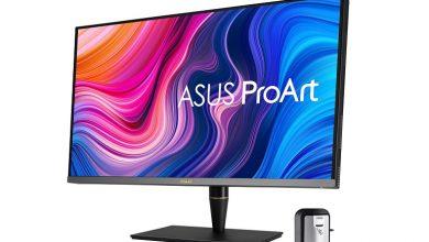 تصویر از ایسوس مانیتور ProArt Display PA32UCX-PK را معرفی کرد