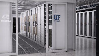 تصویر از همکاری انویدیا و دانشگاه فلوریدا برای ساخت سریعترین ابررایانه هوش مصنوعی