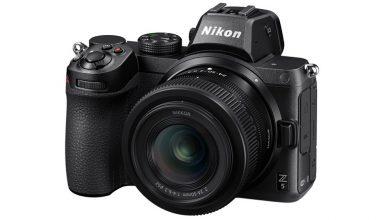 تصویر از دوربین فول فریم بدون آینه نیکون Z5 معرفی شد