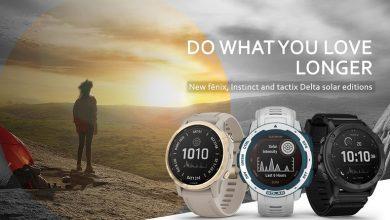 تصویر از گارمین ساعت هوشمند سری Fenix 6 ،Instinct و Tactix Delta را آپدیت کرد