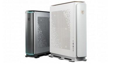 تصویر از رونمایی MSI از دسکتاپ های جدید Creator با پردازنده نسل دهم اینتل