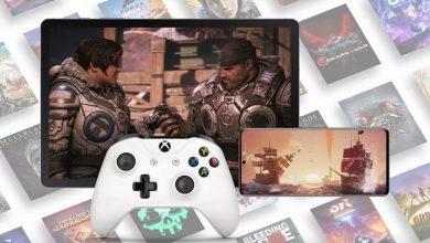 تصویر از سری گلکسی نوت 20، باندل بازی و Xbox Game Pass را دریافت می کند