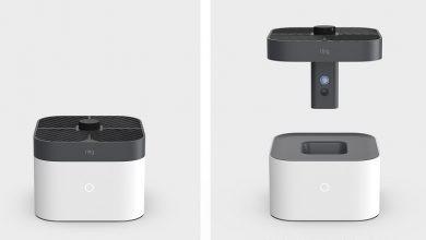 تصویر از رونمایی Ring از پهپاد امنیتی خانگی، دوربین های خودرو