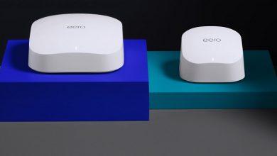 تصویر از رونمایی آمازون از روترهای جدید سری Eero با پشتیبانی از Wi-Fi 6