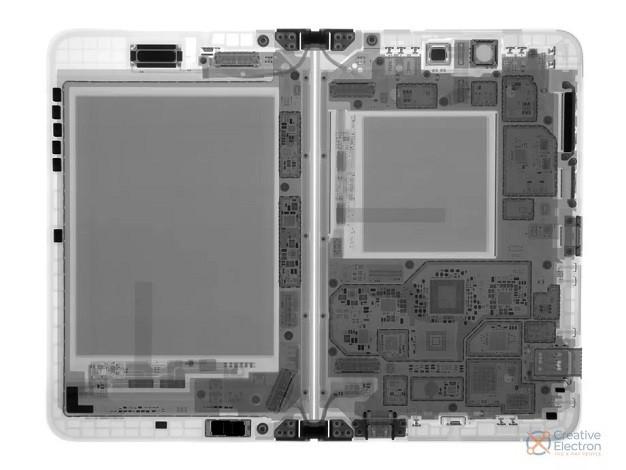 58E5E117 E523 4FEB 92E3 1A72B0586033 - کالبدشکافی گوشی تاشوی سرفیس Duo مایکروسافت