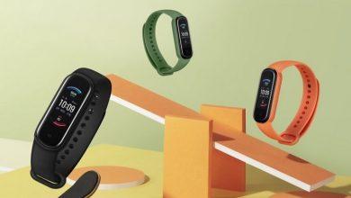 تصویر از دستبند Amazfit Band 5 معرفی شد: از نمایشگر امولد تا مانیتور اکسیژن خون