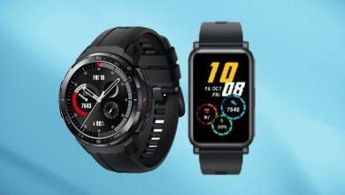 تصویر از ساعت هوشمند آنر واچ GS پرو و واچ ES معرفی شد