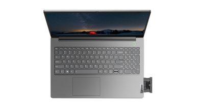تصویر از لنوو از لپ تاپ ThinkBook 15 Gen 2 i مجهز به ایربادز بیسیم رونمایی کرد