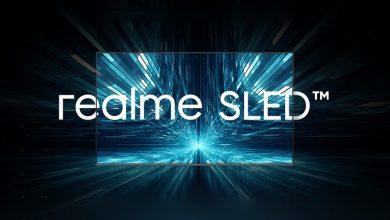 تصویر از رونمایی ریلمی از اولین تلویزیون هوشمند SLED