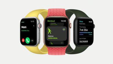 تصویر از اپل واچ SE معرفی شد