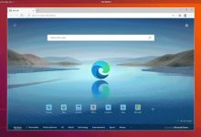 تصویر از پیش نمایش مایکروسافت اج ماه اکتبر برای لینکوس از راه می رسد