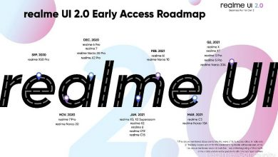 تصویر از ریلمی برنامه زمانبندی انتشار realme UI 2.0 را منتشر کرد
