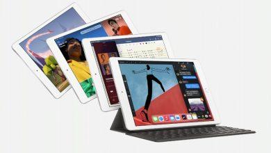 تصویر از اپل از نسل هشتم تبلت آیپد 10.2 اینچی رونمایی کرد