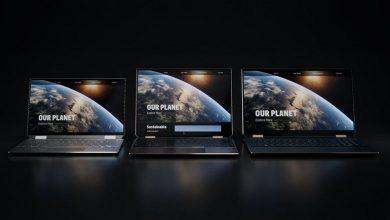 تصویر از اچ پی از لپ تاپ های جدید سری Spectre x360 و Envy رونمایی کرد