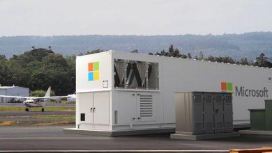 تصویر از مایکروسافت، دیتاسنتر قابل حمل در یک جعبه راه اندازی کرد