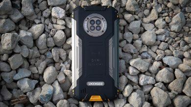 تصویر از گوشی جان سخت دوجی S96 پرو معرفی شد