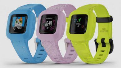تصویر از ساعت هوشمند گارمین Vivofit Jr.3 مخصوص کودکان معرفی شد