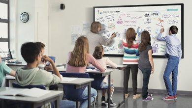 تصویر از معرفی سامسونگ از نمایشگر تعاملی 85 اینچی برای کاربران آموزشی و تجاری