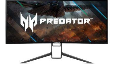 تصویر از مانیتورهای جدید سری Predator و Nitro ایسر معرفی شدند