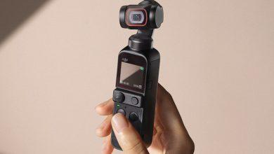 تصویر از دوربین فیلمبرداری DJI Pocket 2 معرفی شد