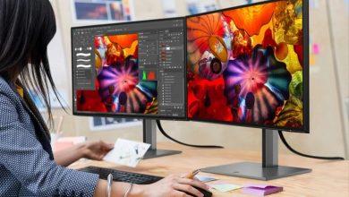 تصویر از مانیتورهای جدید HP Z با نمایش بیش از یک میلیارد رنگ معرفی شدند