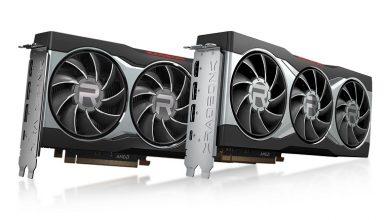 تصویر از رونمایی AMD از کارت های گرافیک جدید سری Radeon RX 6000