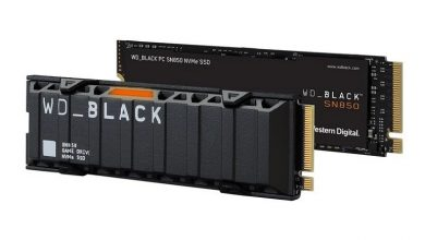 تصویر از وسترن دیجیتال از اولین حافظه SSD بر پایه PCIe 4.0 رونمایی کرد