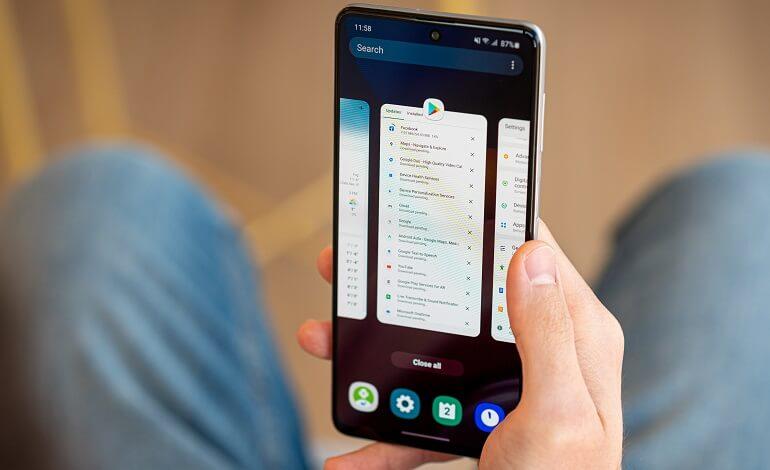 Samsung Galaxy M51 review 8 - انتشار وصله امنیتی سپتامبر 2021 برای گلکسی A30s، A50 و M51