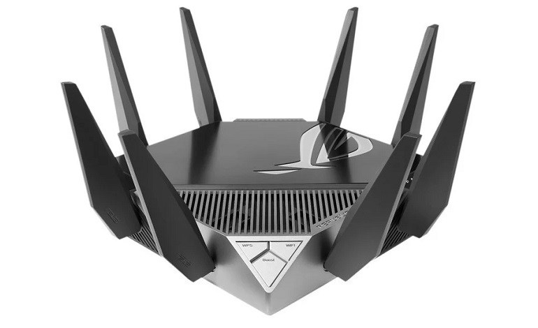asus gt axe router - روتر جدید ایسوس ROG Rapture GT-AXE11000 با پشتیبانی از Wi-Fi 6E