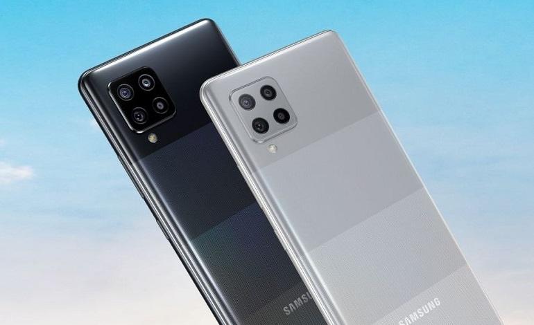 Samusng Galaxy M42 5G - عرضه گلکسی M42 5G با تراشه اسنپدراگون 750G