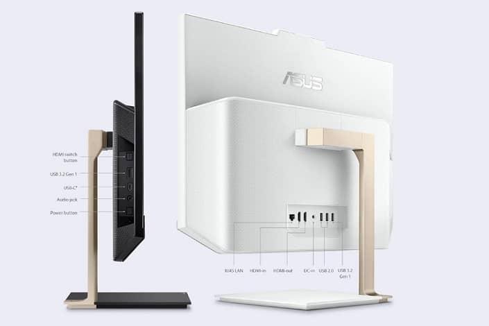 zen aio 24 2 1 - رونمایی ایسوس از دسکتاپ Zen AIO 24 با تراشه AMD