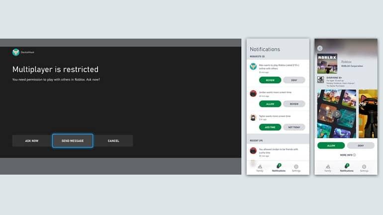 1620749683 familysettings multiplayer  - انتشار آپدیت ماه مه 2021 ایکس باکس با امکانات جدید