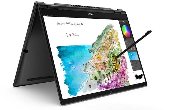1622130469 travelmate spin p6 - نسل جدید لپ تاپ های ایسر TravelMate P6 و Spin P6 با پشتیبانی 5G