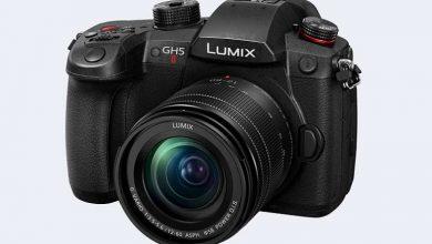 GH5M2 MKIT slant K T4.0 390x220 - پاناسونیک از دوربین لومیکس GH5 Mark II رونمایی کرد