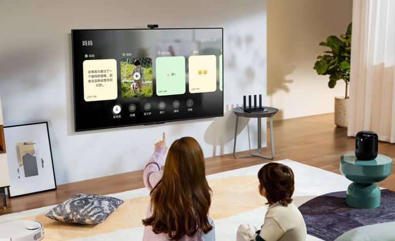 HUAWEI Smart Screen Vision SE Featured 05 - هواوی Smart Screen SE معرفی شد؛ وضوح 4K و پلتفرم HarmonyOS 2.0