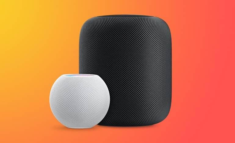 HomePodandMini feature orange - هوم پاد و هوم پاد مینی از پشتیبانی صوتی Lossless برخوردار می شوند