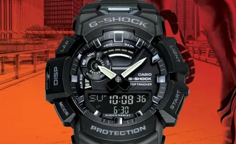 IMG 20210516 105325 - کاسیو از ساعت هوشمند ارزان قیمت G Shock GBA900 رونمایی کرد
