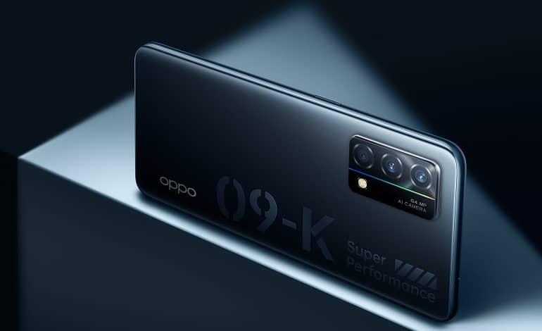 Oppo K9 5G announced - اوپو K9 5G با تراشه اسنپدراگون 768G معرفی شد