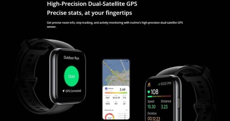 Realme Watch 2 Pro announced 2 - ریلمی واچ 2 پرو با عمر باتری 14 روزه معرفی شد