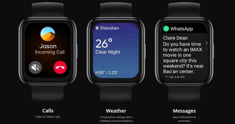 Realme Watch 2 Pro announced 3 - ریلمی واچ 2 پرو با عمر باتری 14 روزه معرفی شد