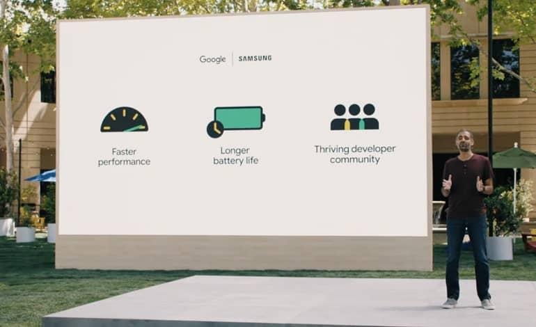 Screen Shot 2021 05 18 at 2.31.35 PM.0 - همکاری گوگل و سامسونگ برای ادغام سیستمعامل Wear OS و تایزن